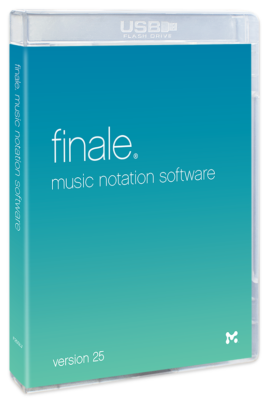 Finale Music Notation Software Products Create Sheet Music