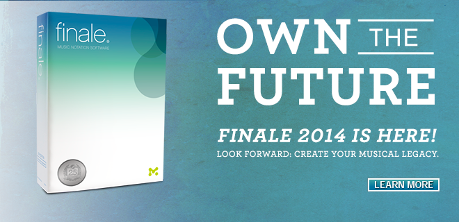 Finale 2014 is here!