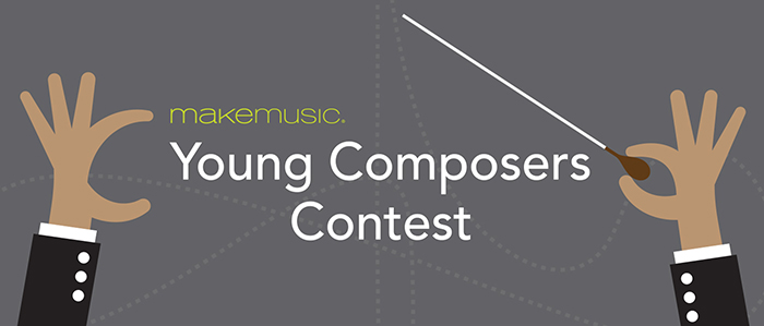 Young Composers Contest Announced!