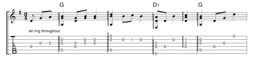 Finale Tip: Adding Space at the Beginning of a Measure
