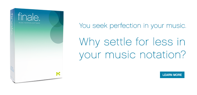 Why Settle For Less in Music Notation