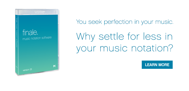 Why settle for less in your music notation?