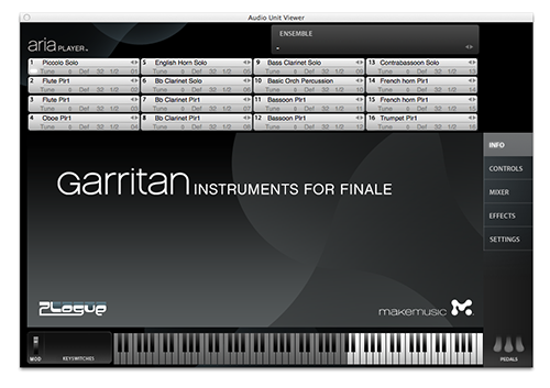 Garritan Instruments Crop 500