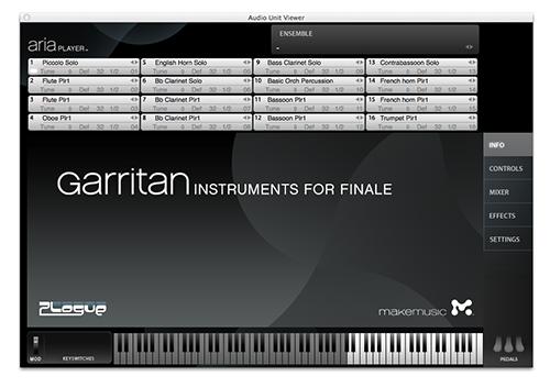 Garritan Instruments Crop 500