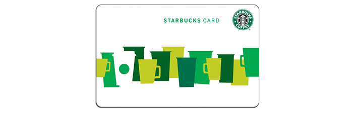Win a Starbucks Gift Card
