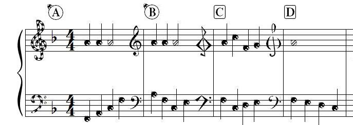 FinaleMisc Music Font