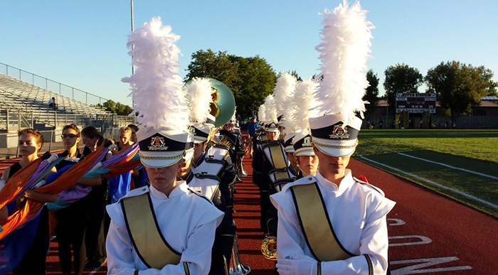 Marching Band Charts Made Easy
