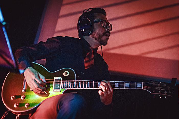 Spotlight on Sound Artist Felipe Perez Santiago - Guitar