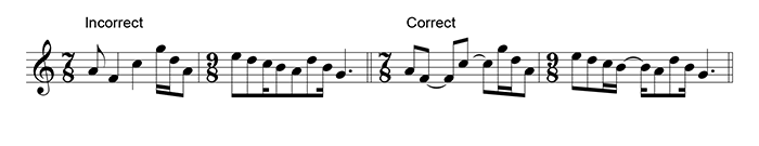 Quick Fixes to Improve Your Music Notation 2