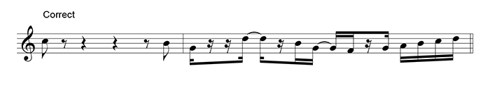 Quick Fixes to Improve Your Music Notation 4