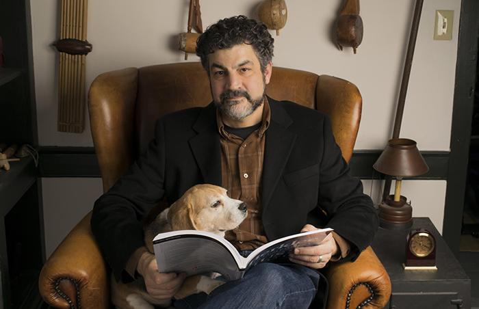 Meet Jonathan Feist, Author of Berklee Contemporary Music Notation