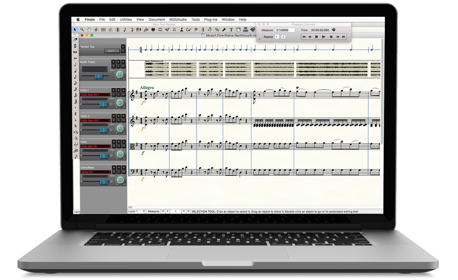 Get Special Pricing on Finale Music Notation Software
