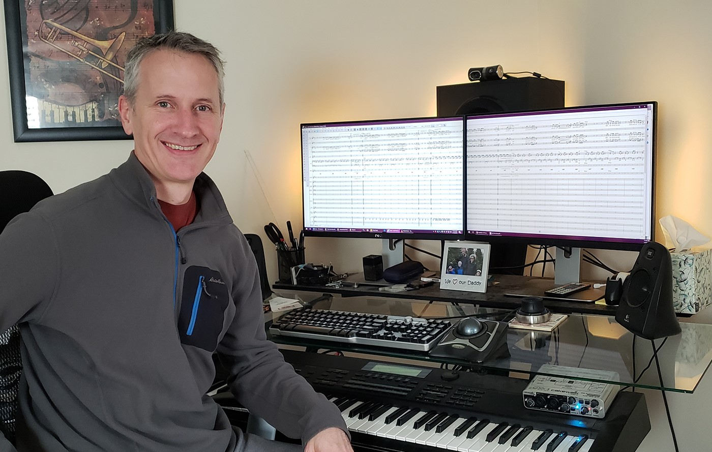 Spotlight on PraiseCharts Producer Dan Galbraith 1