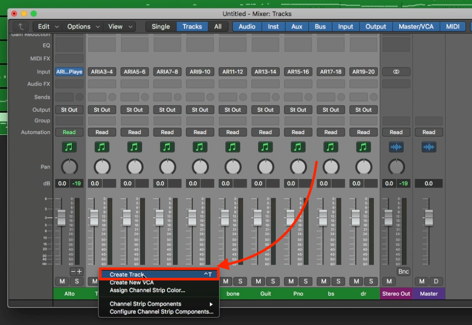 Using Finale's Human Playback AND Garritan Libraries in Logic Pro X 10