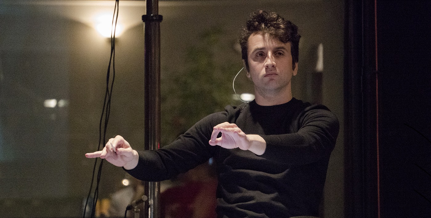 "Spotlight on ""First Man"" Composer Justin Hurwitz"