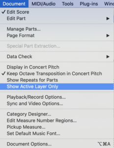 active layer in learning finale