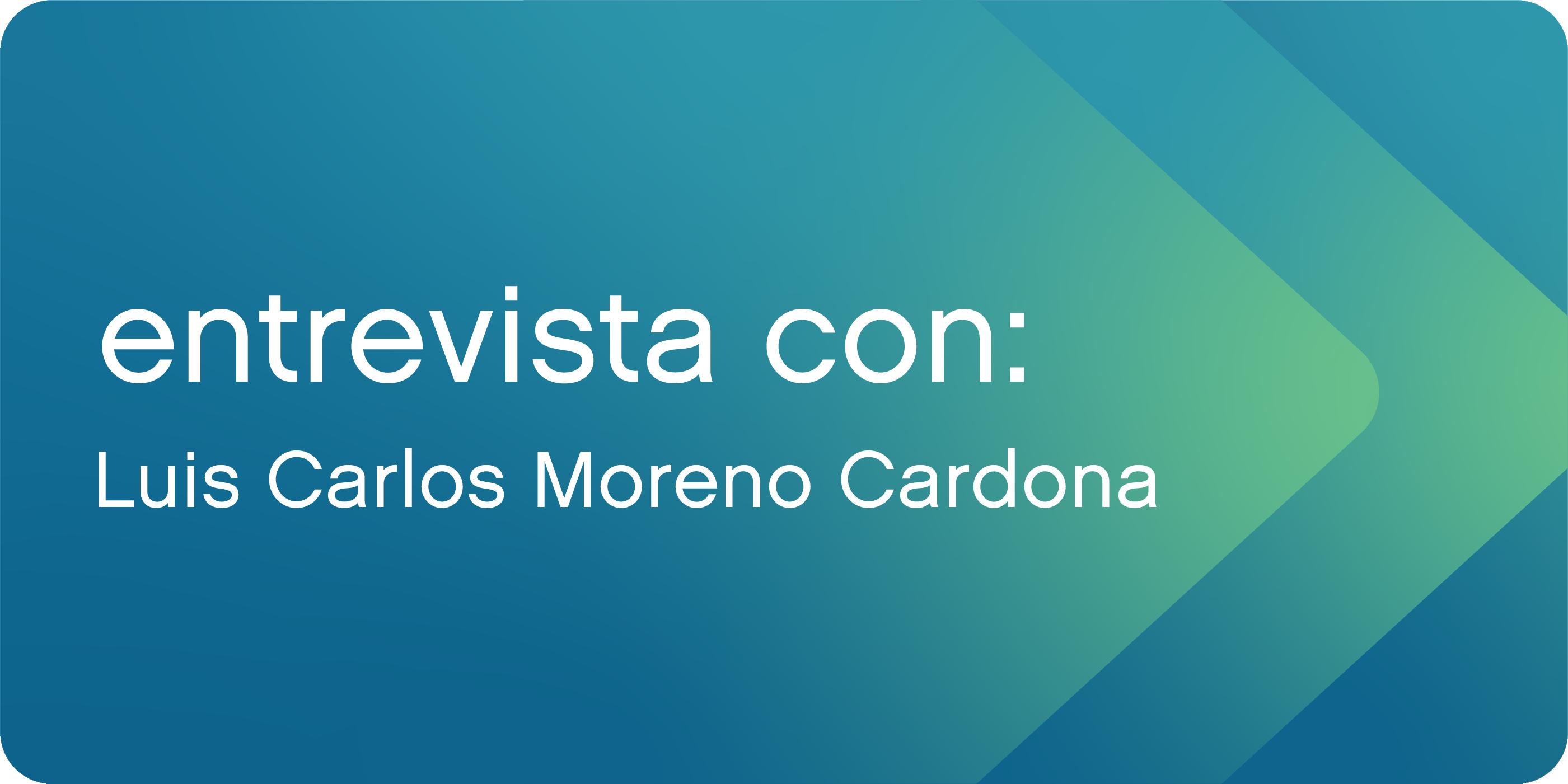 Luis Carlos Moreno Cardona